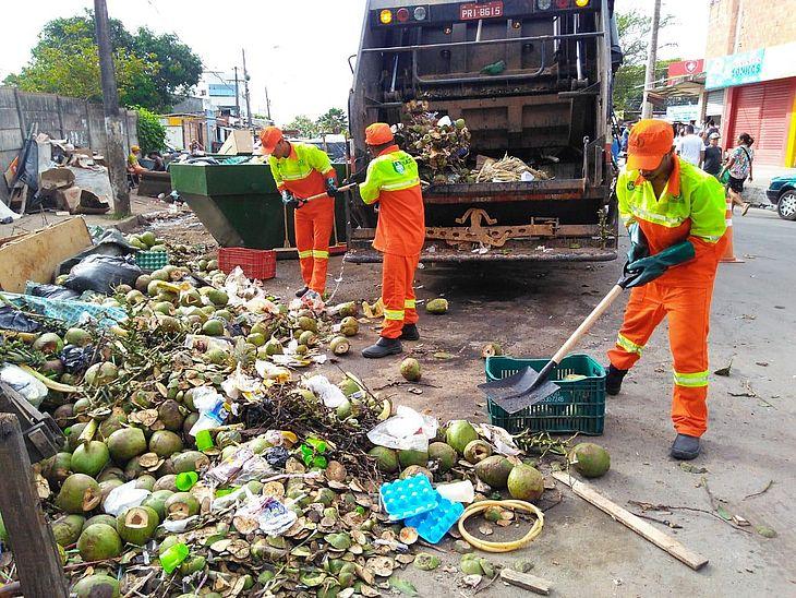 Coleta de lixo deve ser normalizada nos próximos dias em Maceió - TNH1