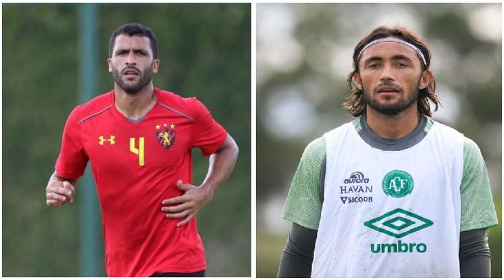 O Centro Sportivo Alagoano anunciou no início da tarde deste sábado (9) o  zagueiro Ronaldo Alves e o lateral-direito Apodi como novos reforços. 5795d62fdcb4a