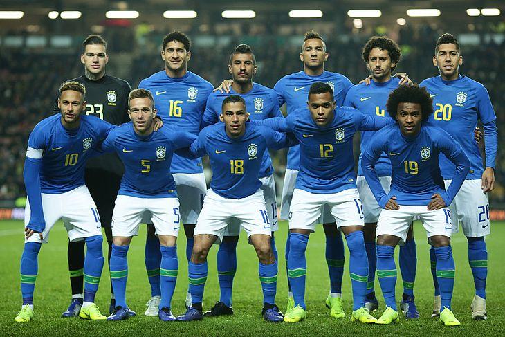 Estudo põe Firmino e mais 11 brasileiros entre os 100 jogadores mais ... 2cd5a4d257e19