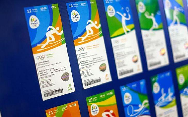 Comitê Rio 2016 coloca mais 100 mil ingressos à venda hoje - TNH1 37ebec451ddf4