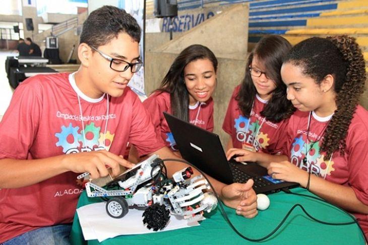 Estudantes apresentarão projetos na Olimpíada Brasileira de Robótica ... e6844b6a95