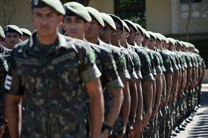 bd44b6be04 Ministério da Defesa espera 1,8 milhão de inscrições para o Serviço Militar