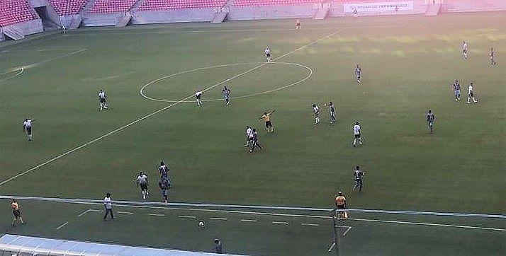 fb6eda9df Série D: ASA vence Vitória-PE por 3 a 1 na Arena Pernambuco e carimba  classificação