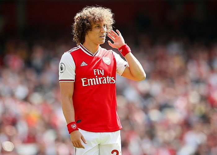 Covid-19: David Luiz revela medo de elenco do Arsenal por teste ...