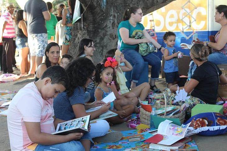 Feira literária de Arapiraca abre inscrições de voluntários para 2ª edição - TNH1