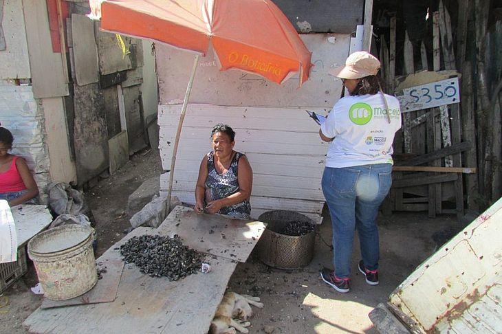 Prefeitura viabiliza coleta seletiva da casca de sururu - TNH1
