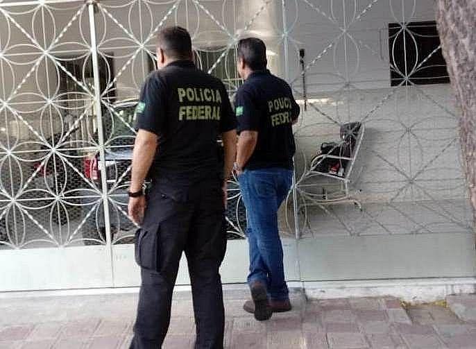 PF cumpre mandados para apurar desvio de verba em Alagoas e mais ... d895595a0c0