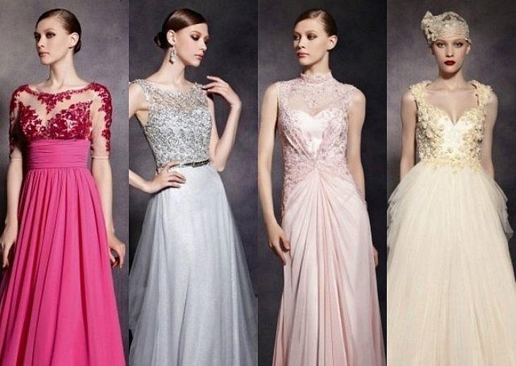 Você Sabe O Tipo De Vestido De Festa Ideal Para O Seu Corpo