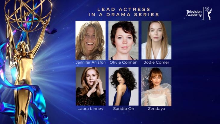 Confira quais são os indicados à próxima edição do Emmy - TNH1