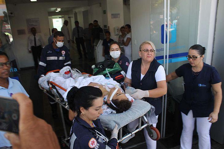 Imagens Do Massacre Em Suzano Facebook: Vítimas De Ataque Em Suzano Também Podem Ter Sido Feridas