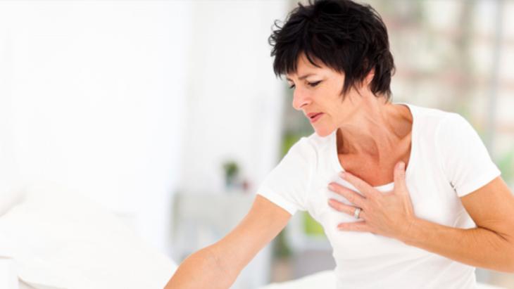 Resultado de imagem para infarto em mulheres