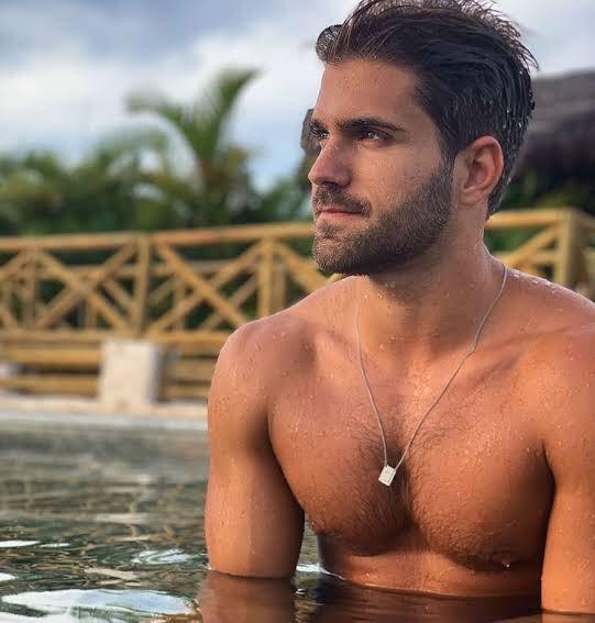 Thalis namorado de Eduardo Leite